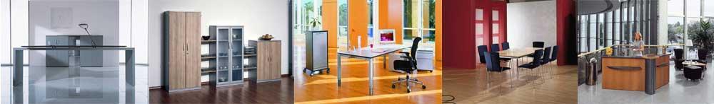Graf Bürodesign Möbelaufbau