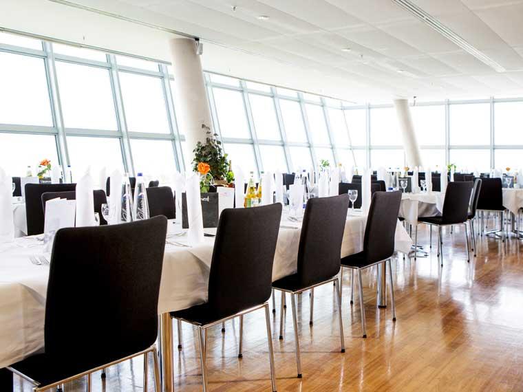 Referenz Gastronomie, Flughafen München 01